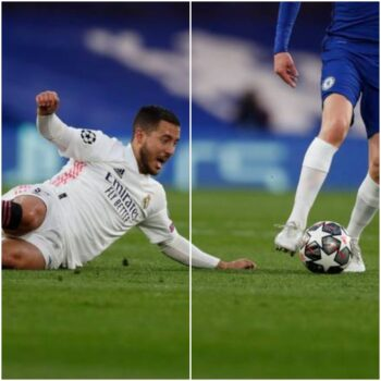 Real Madrid Have Reportedly Put Eden Hazard On The Transfer Market After Champions League Defeat