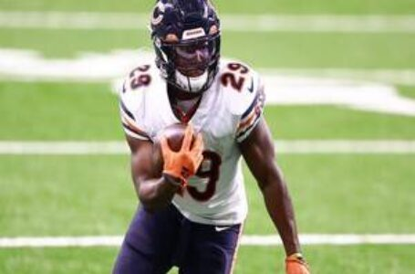 Chicago Bears twin brother – Twin brother, 25, of Chicago Bears running back is found dead after he was 'electrocuted while trying to climb power equipment'